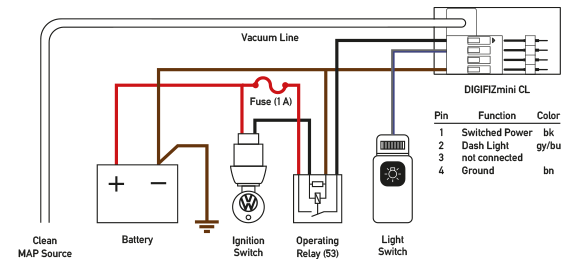 Boost Wiring Diagram