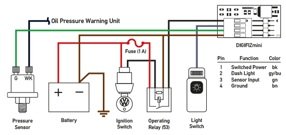wiring_vdo electric oil pressure gauge wiring diagram electric wiring  at reclaimingppi.co